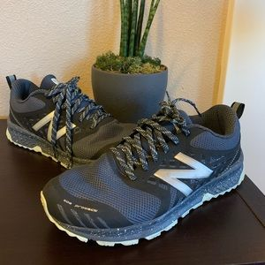 New balance speckled running shoes
